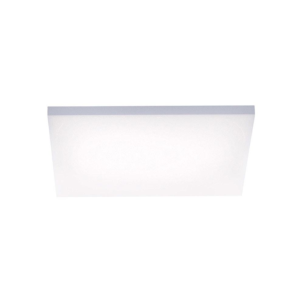 Q-Flat 2.0 rahmenlose LED Deckenleuchte 45 x 45cm CCT + FB Weiß 2