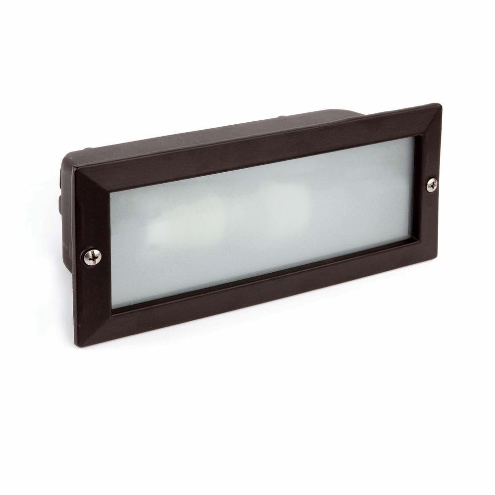 Einbaulampe LISO IP44 Schwarz