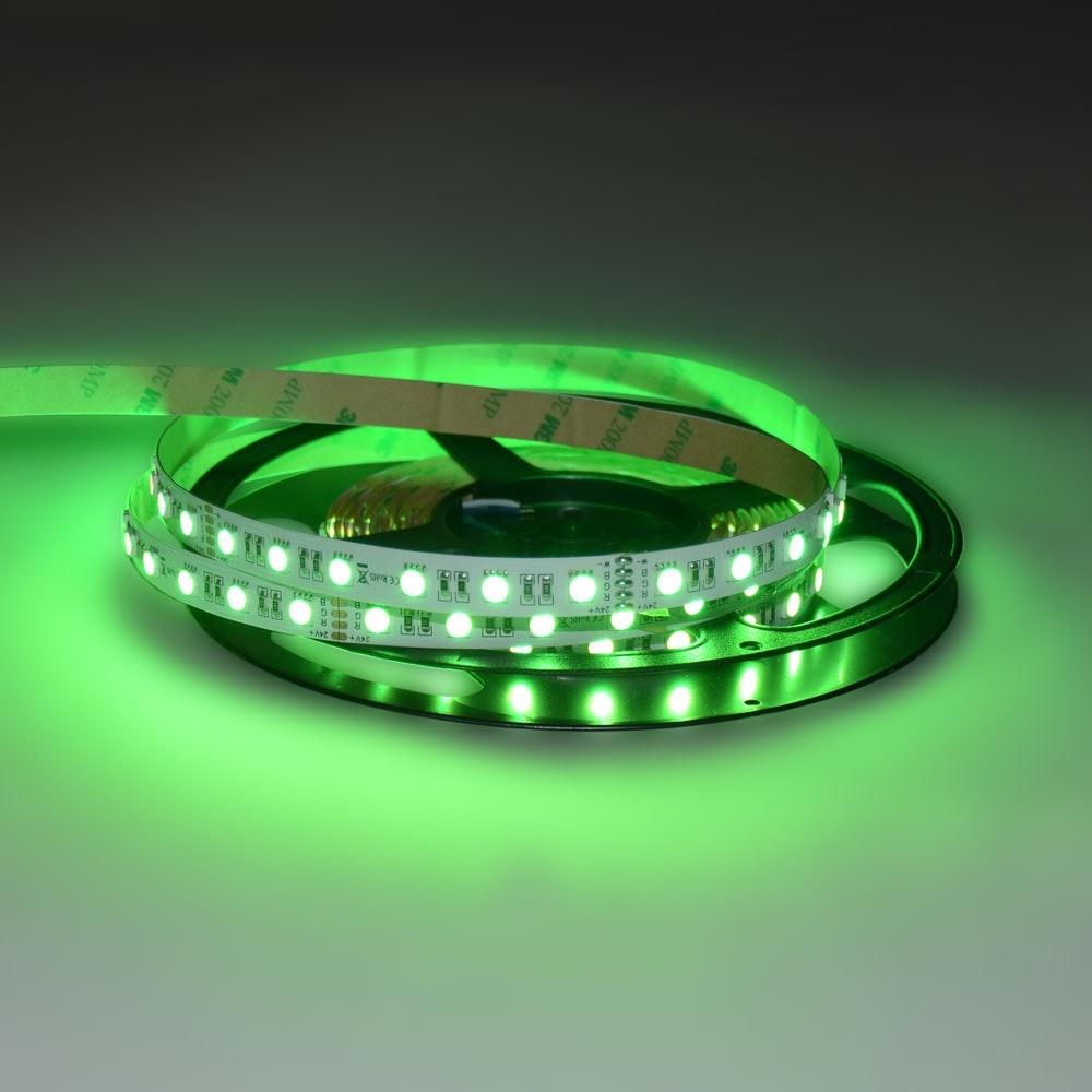19,2 W/m RGBW Warmweiß 24V 5m LED-Strip IP20 10