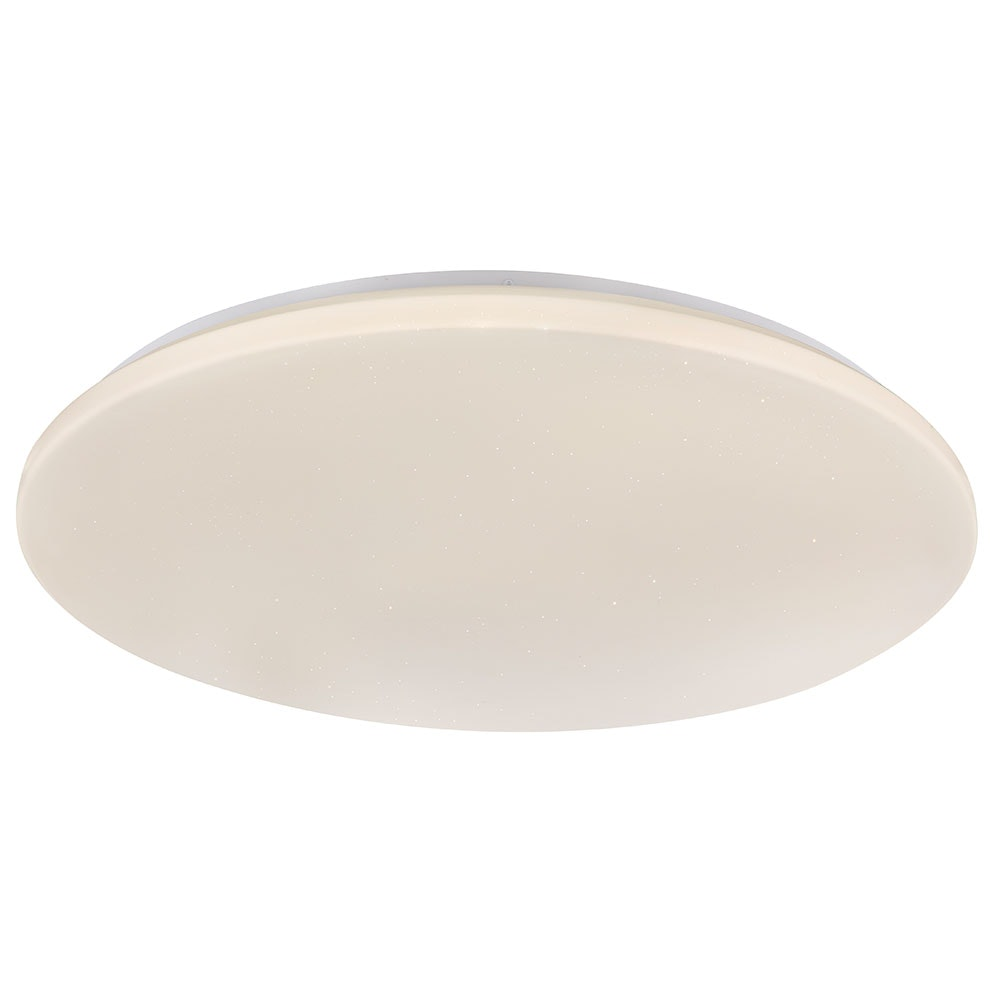 LED Deckenleuchte Payn Sparkle Dekor Weiß, Weiß 3