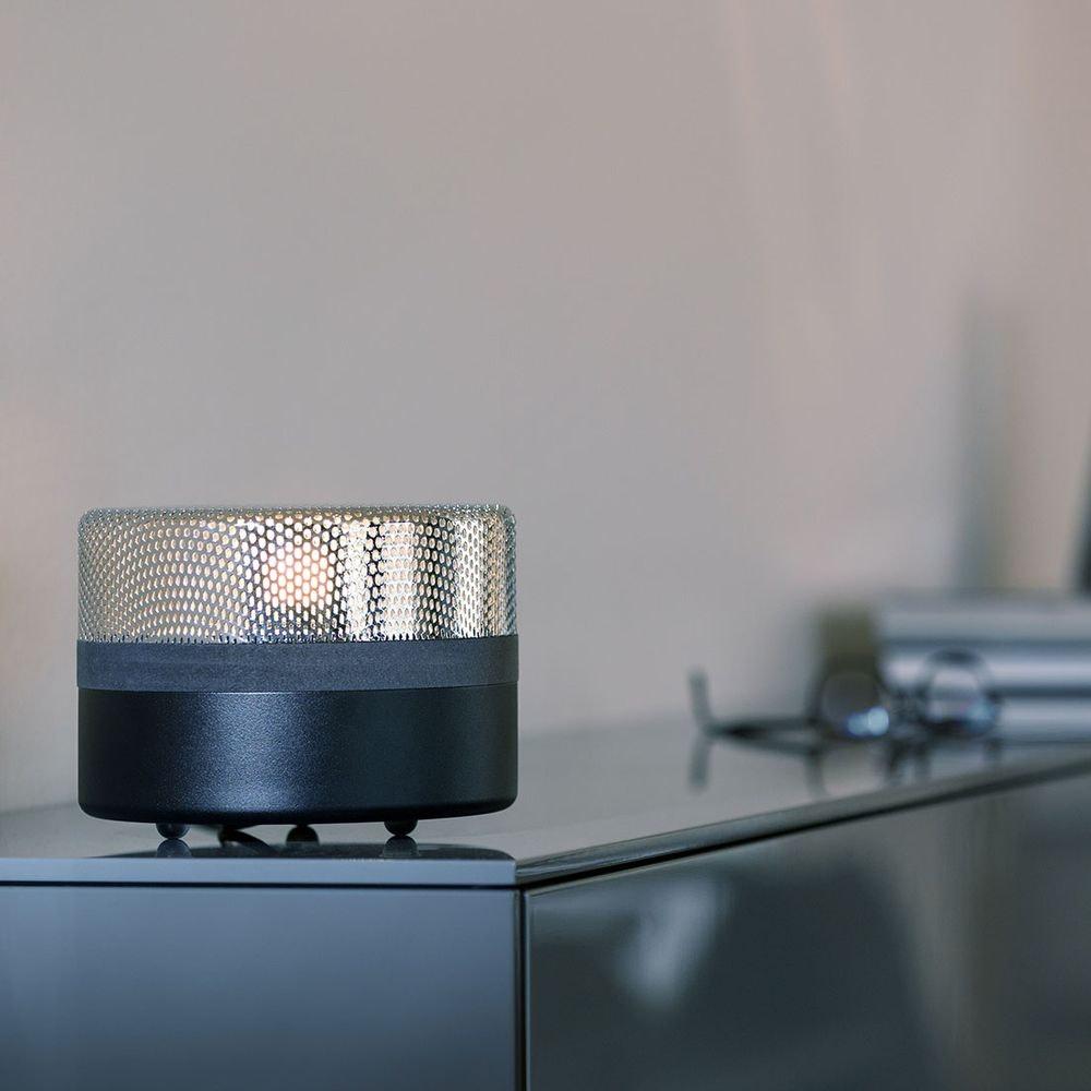 Pulpo LED Tischleuchte Steel Drop Small Ø 20cm 4