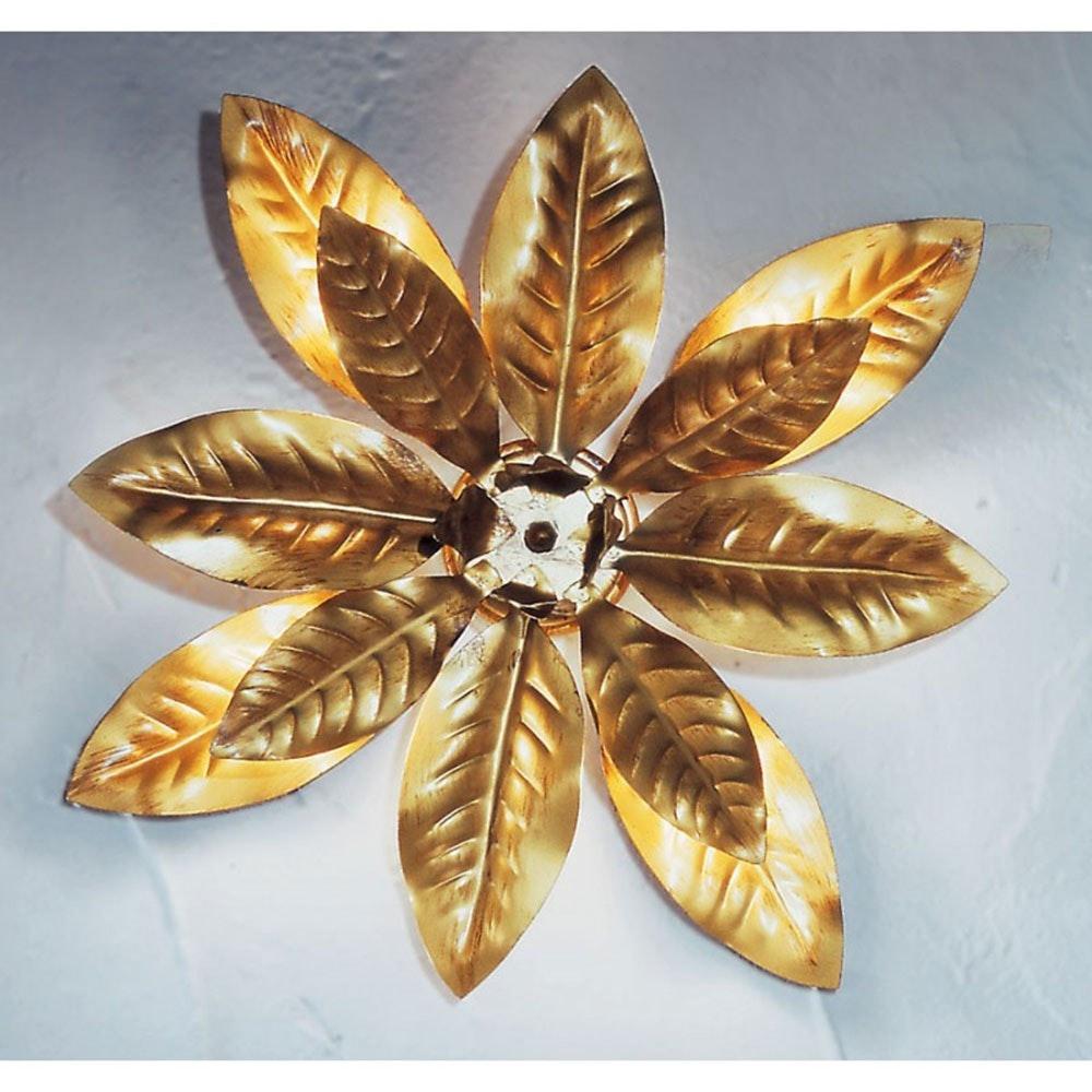 Deckenstern Gold Ø 49cm