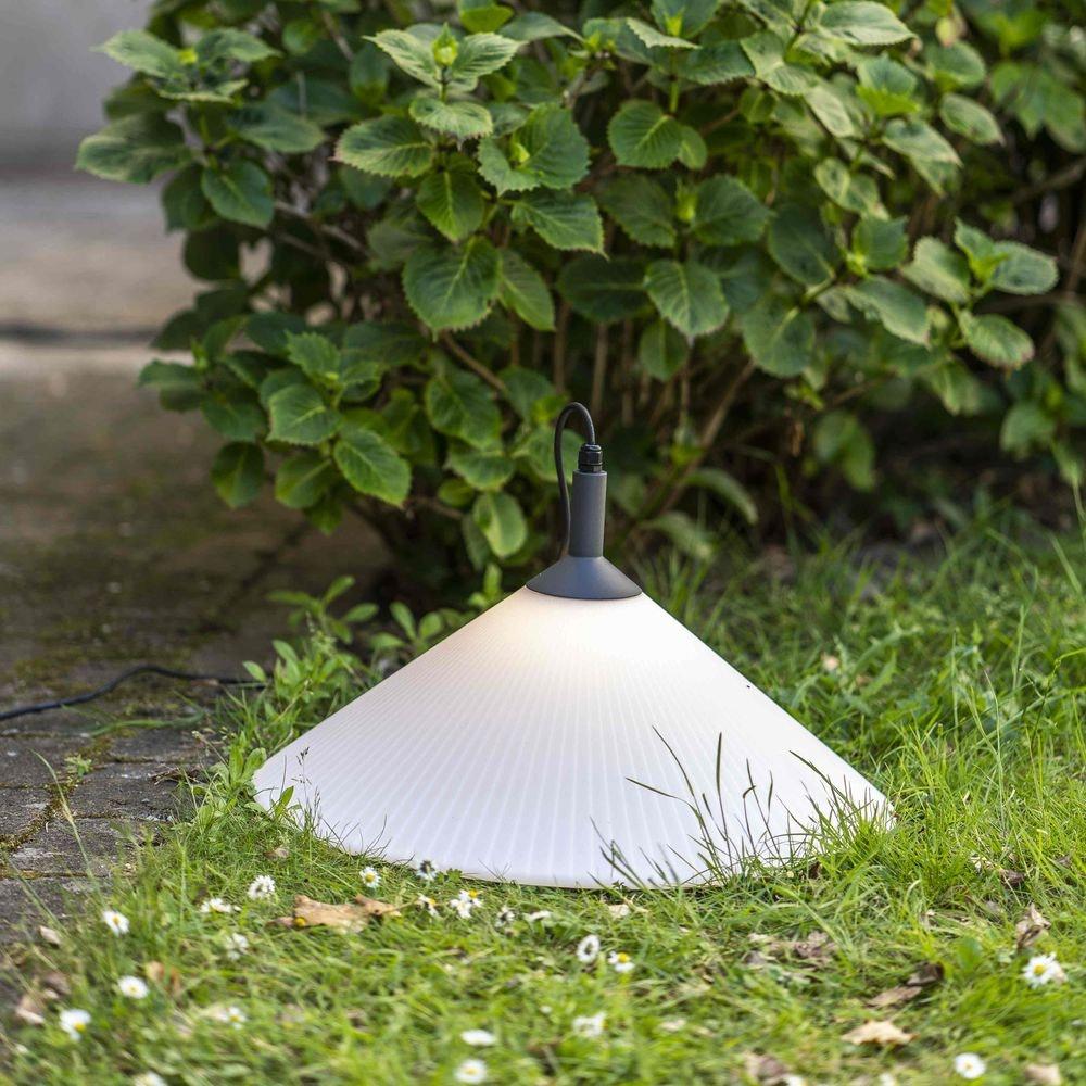 Outdoor Lampenschirm R55 für Hue Structure Stehlampe 1