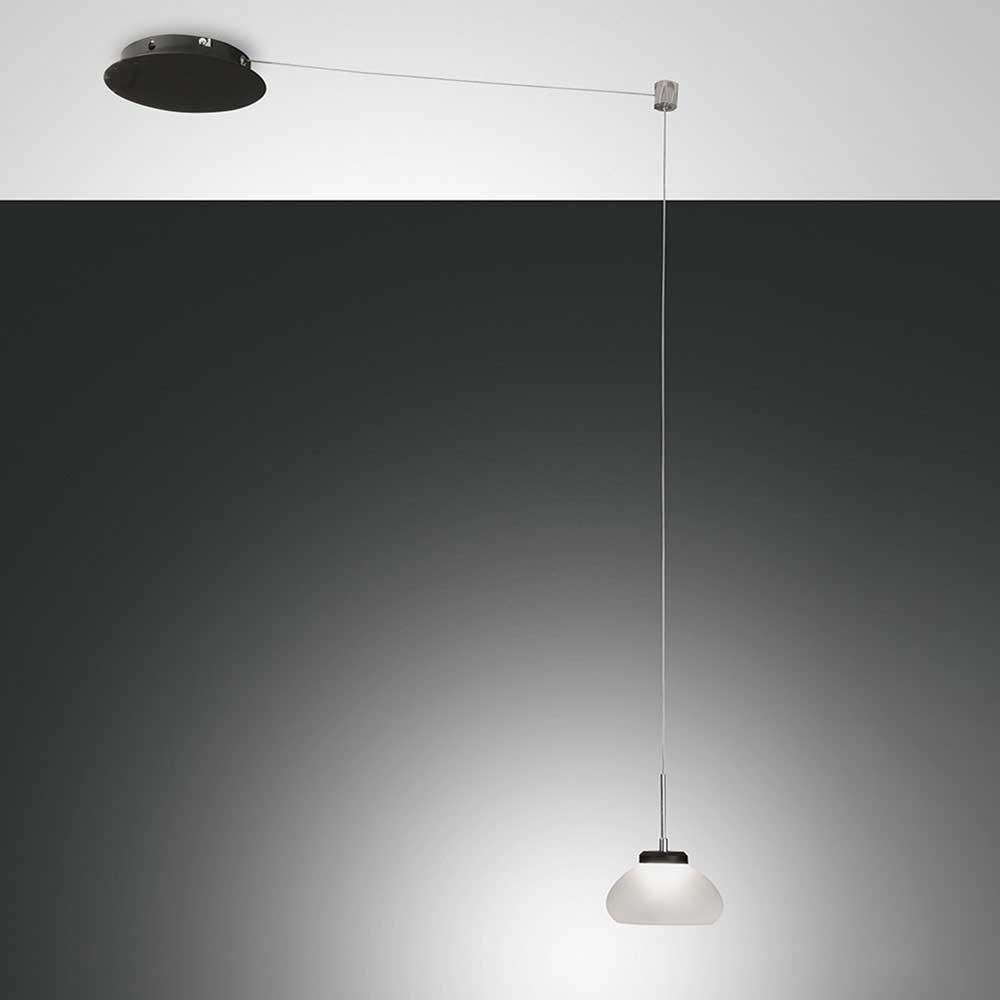 Fabas Luce Arabella LED Pendellampe Glas 3
