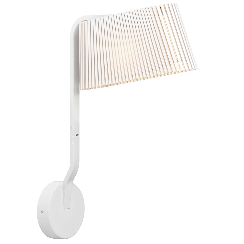 LED Wandleuchte Owalo 7030 aus Holz 47cm 6