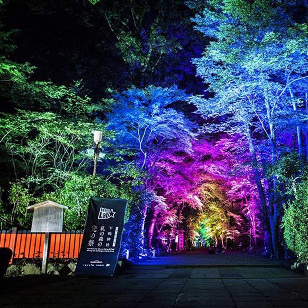 s.LUCE LED Spießstrahler iLight 6W RGB + CCT farbig & weiss 10