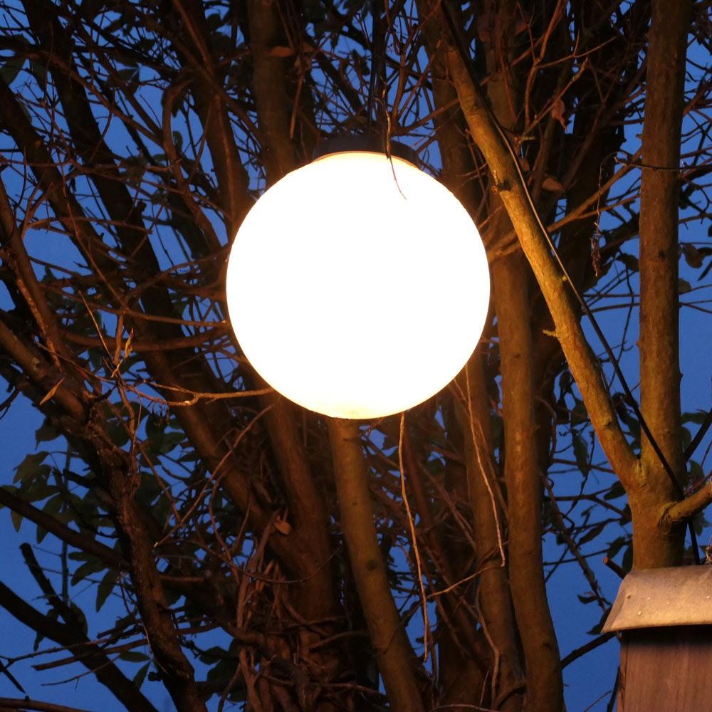 s.LUCE pro Globe+ Hänge-Kugellampe für Innen & Außen IP54 3