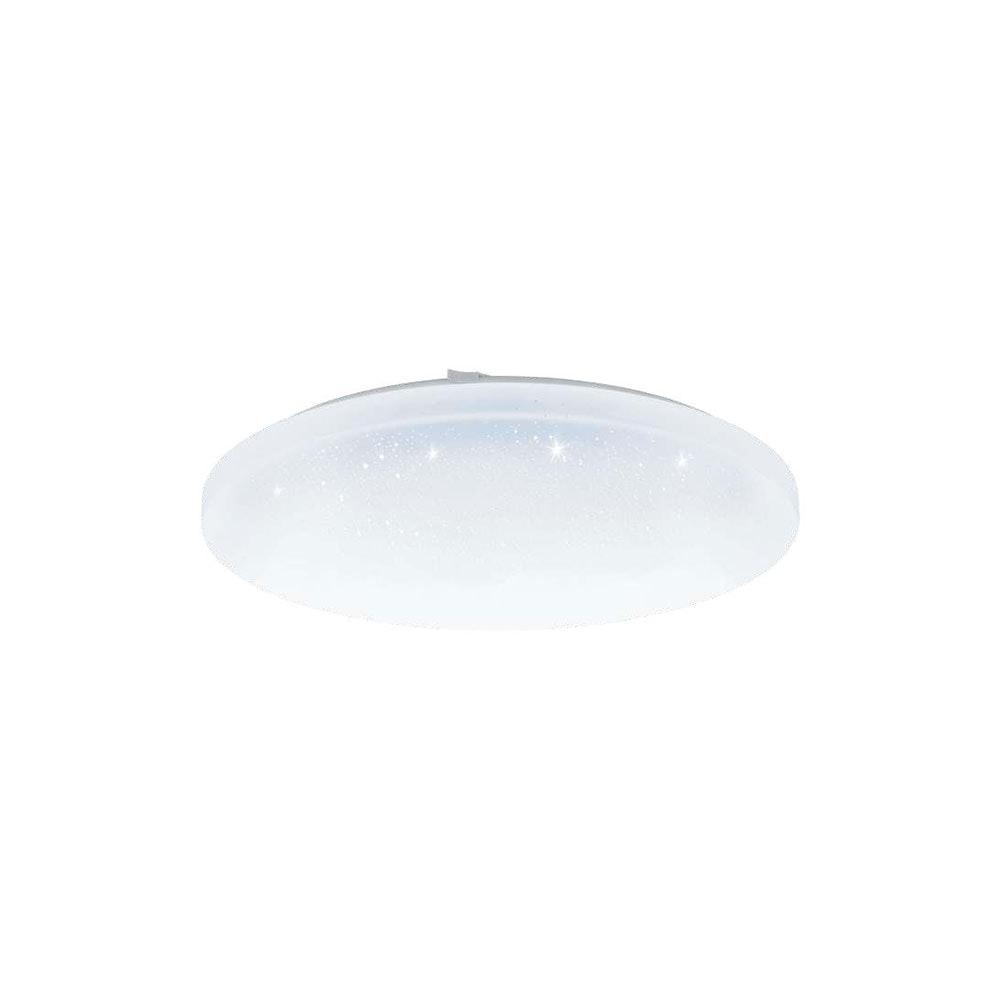 LED Wand- & Deckenleuchte Frania-A Kristall