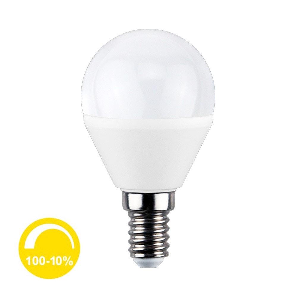 E14 Profi LED Stufenlos dimmbar 500lm Warmweiß 1