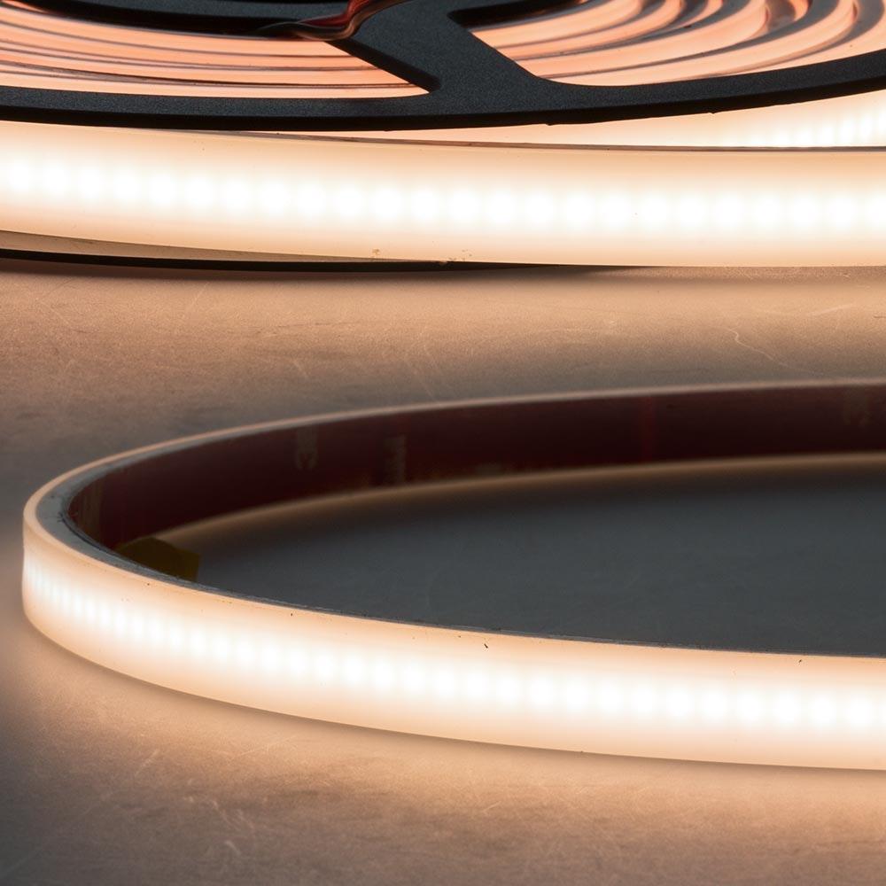 LED Strip Aqua 5m opal 10W 24V IP67 warmweiß