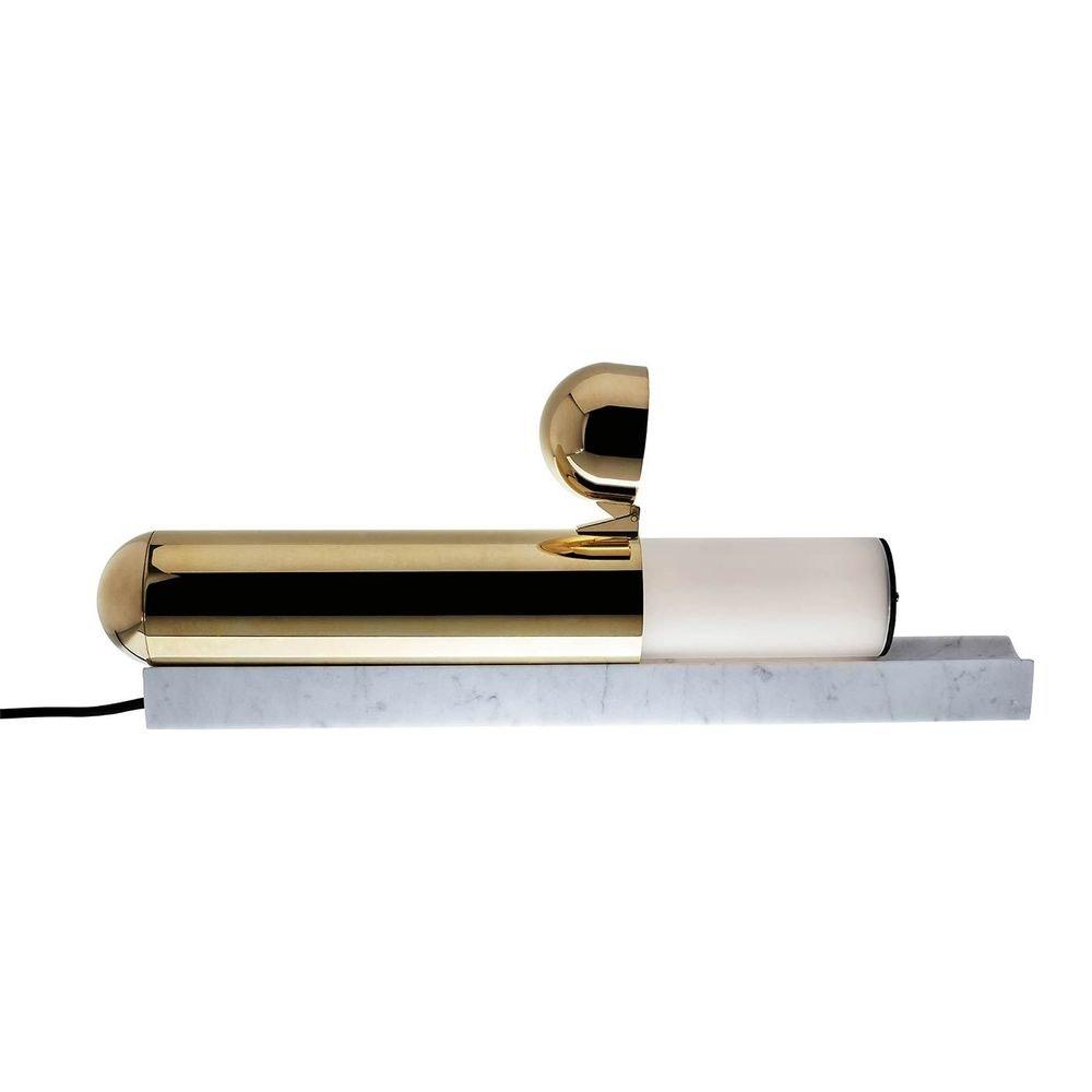 DCW Isp LED Tischleuchte mit Marmorfuss 1