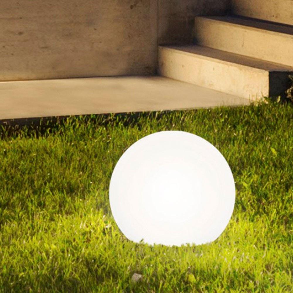 Bolla Garten Aussenkugel Ø 45cm Weiß