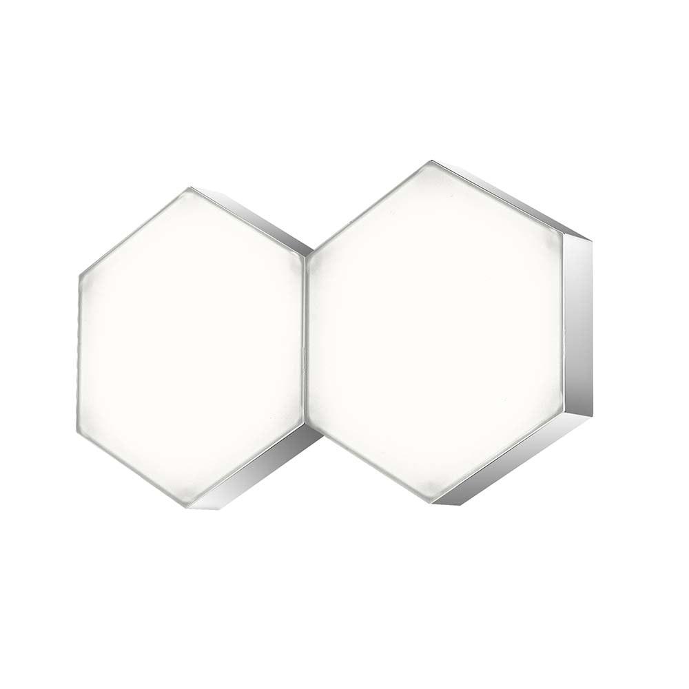 Pettine LED Design Wandleuchte 10W, 3000K 1