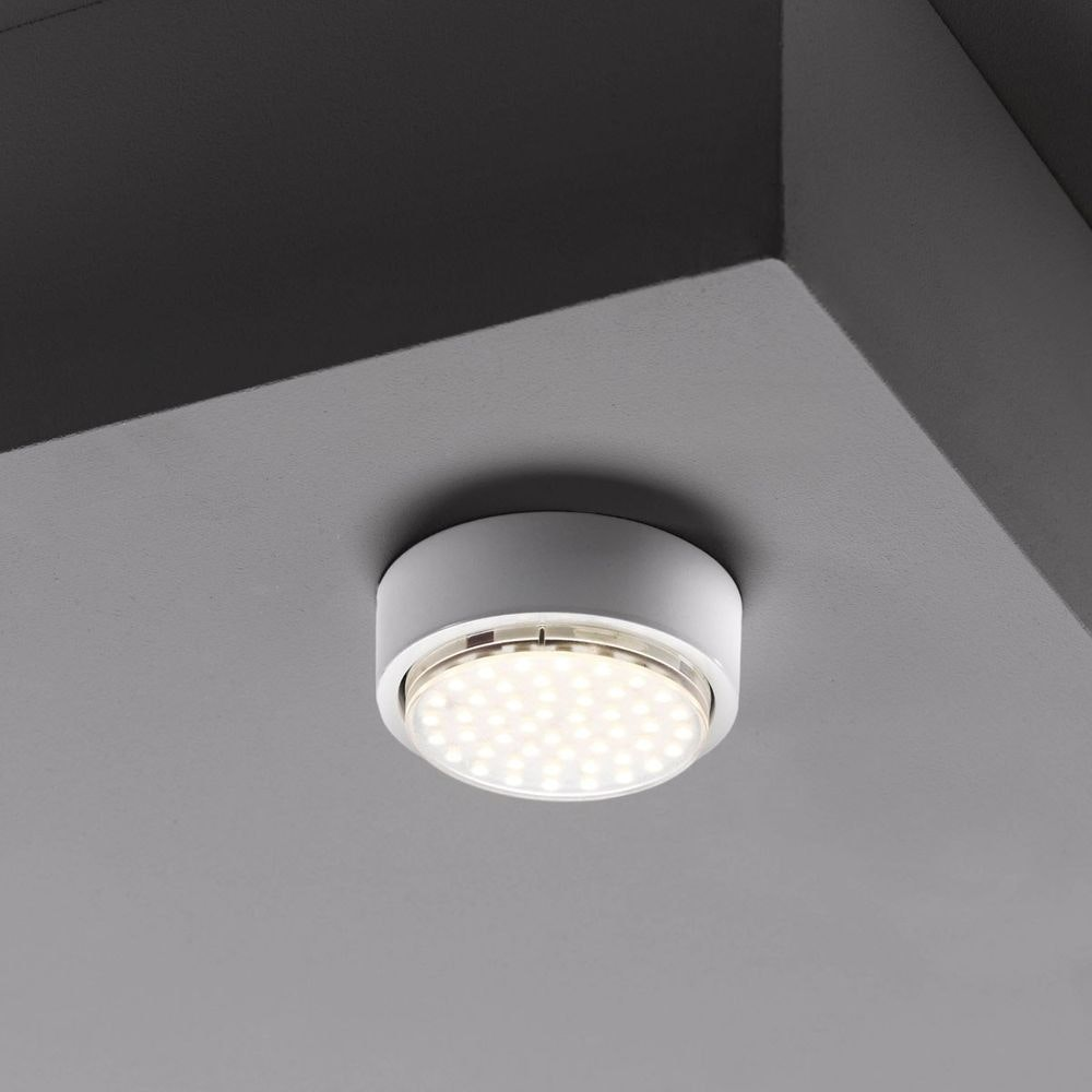 Nordlux Geyer LED Strahler Weiß