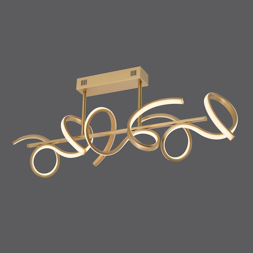 LED Deckenleuchte Curls 82cm thumbnail 4