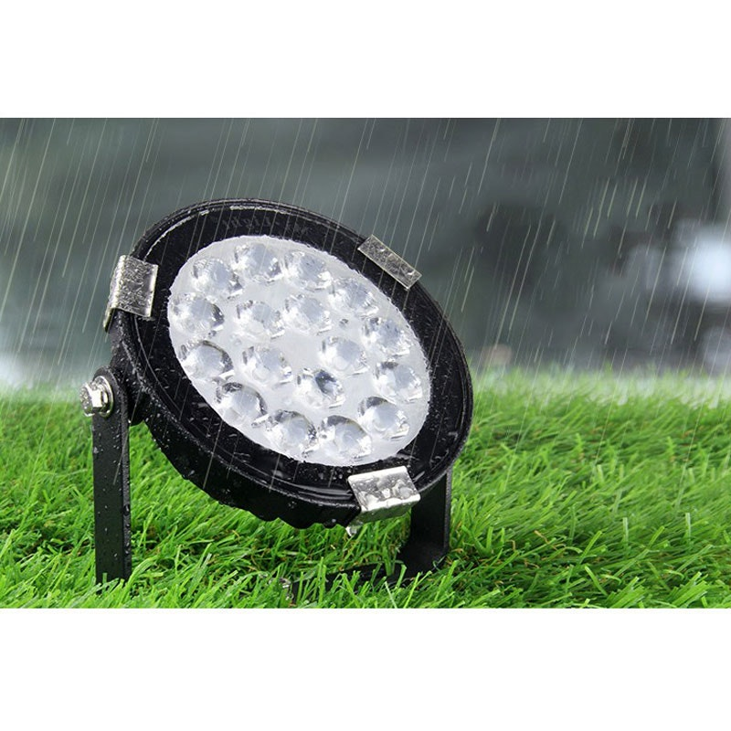 s.LUCE LED-Gartenstrahler iLight 9W RGB + CCT 7