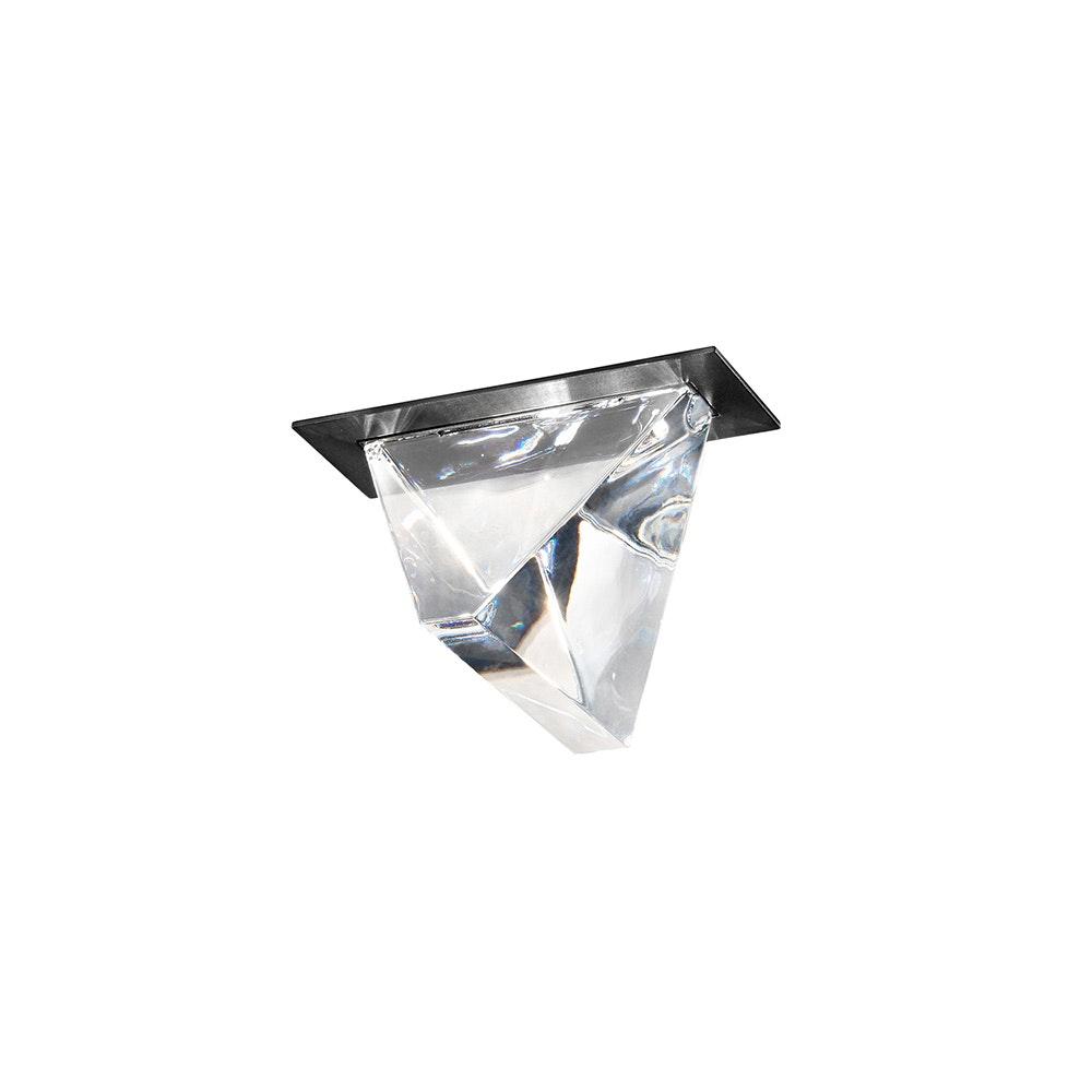 Fabbian Tripla LED-Einbauleuchte 1
