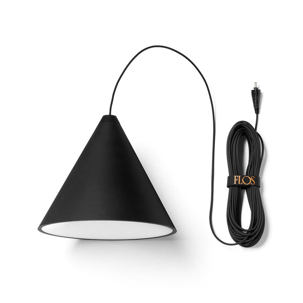 FLOS String Light Kegelkopf Pendelleuchte LED 6