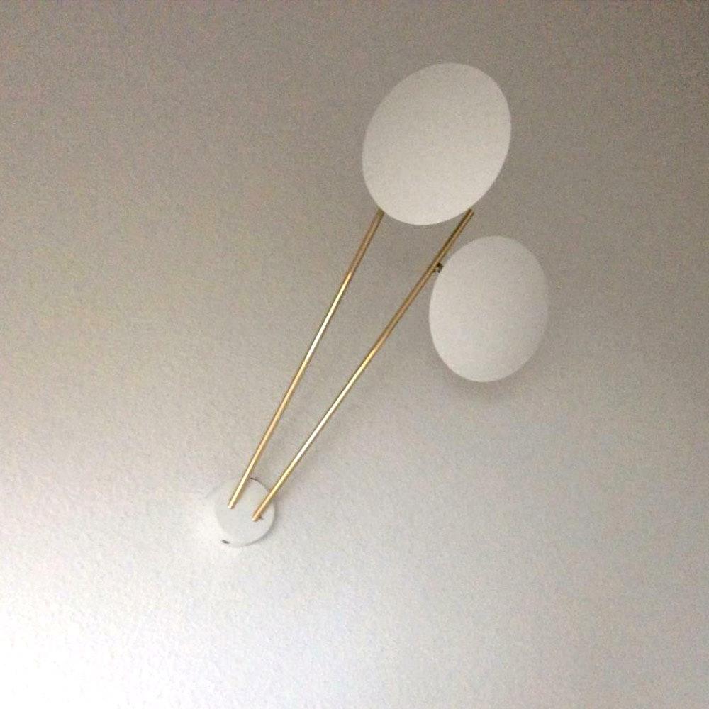 Catellani & Smith Lederam C2 LED Wand & Deckenleuchte 2