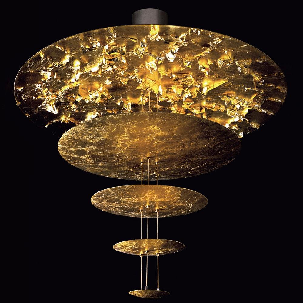 Catellani & Smith Macchina della Luce mod. D LED Hängelampe Ø 120, 80, 50, 30, 18cm 2