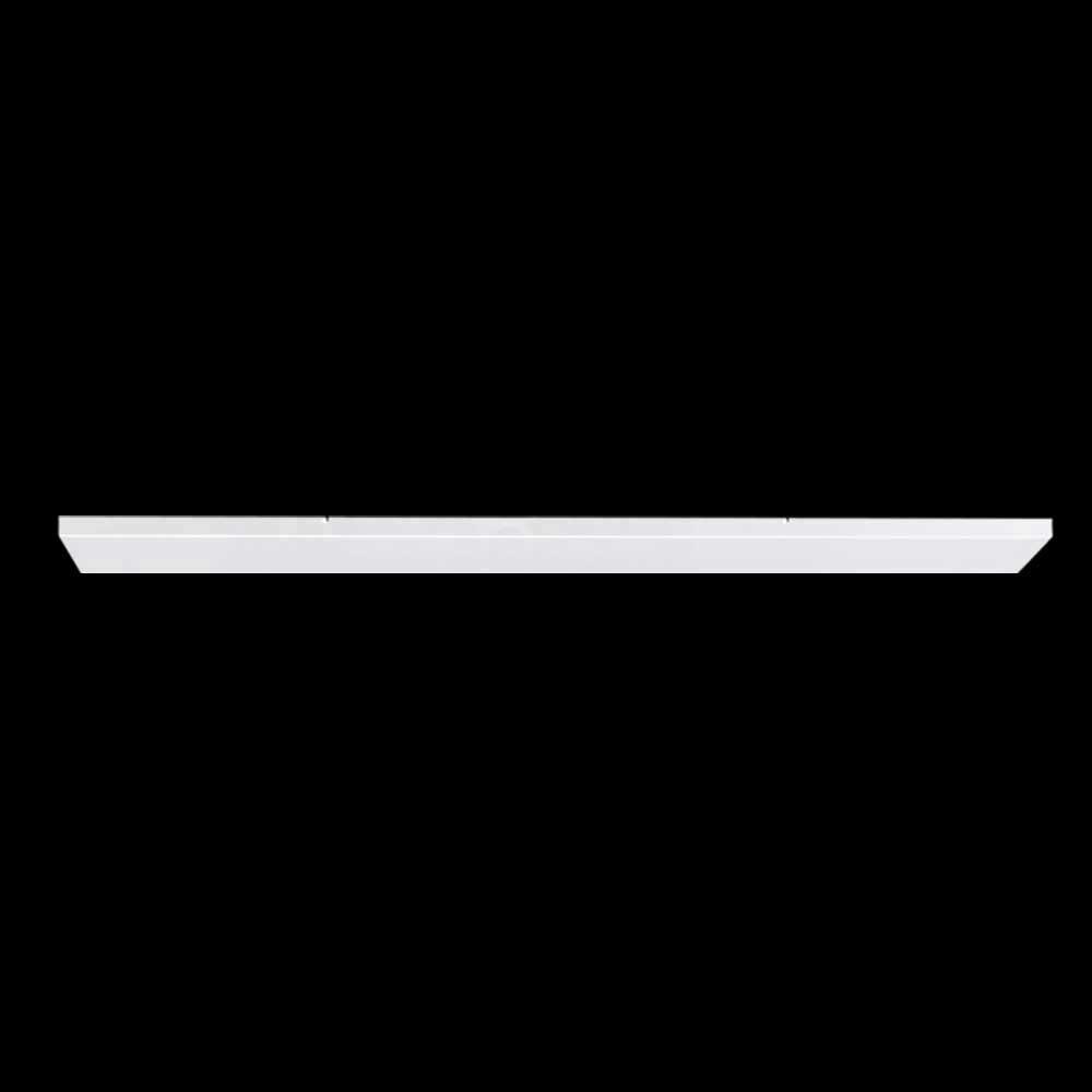 Masterlight Balken 130 Baldachin Large mit 3-Linien Zick-Zack-Motiv