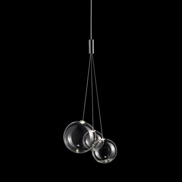 Studio Italia Design Random LED 3er Hängeleuchte thumbnail 6