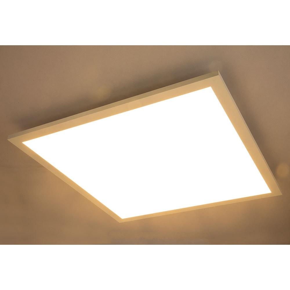 LED Deckenleuchte Rosi für Ein- und Aufbau Weiß, Opal 1