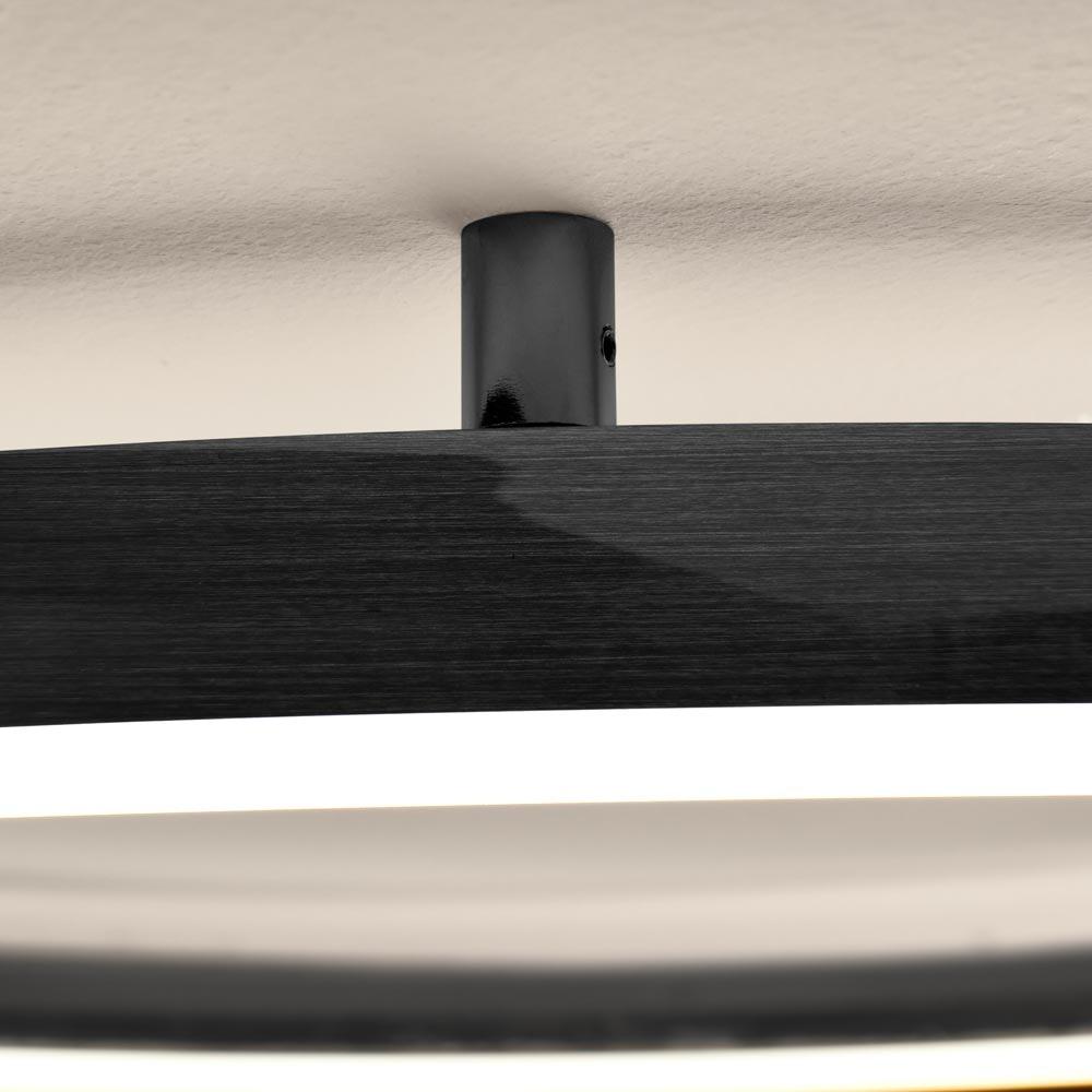 s.LUCE Ring 40 LED Decken & Wandlampe Dimmbar 18