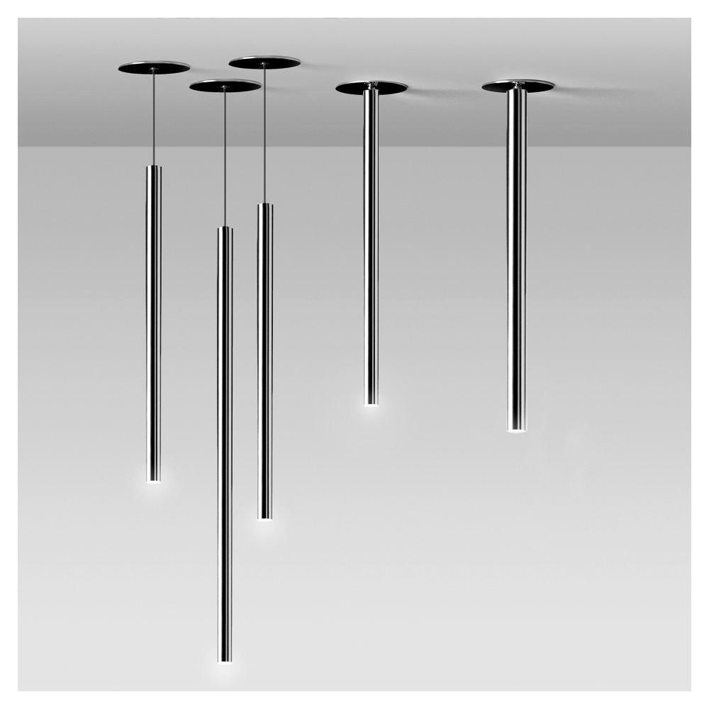 Nemo Canna Nuda Metall LED Einbau-Hängelampe 2