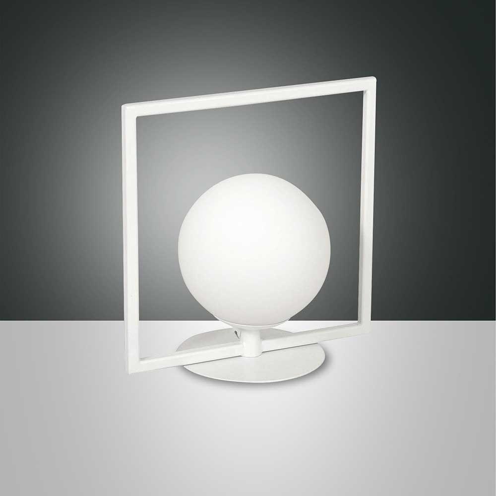 Fabas Luce Sirio LED Tischleuchte Eckig 3
