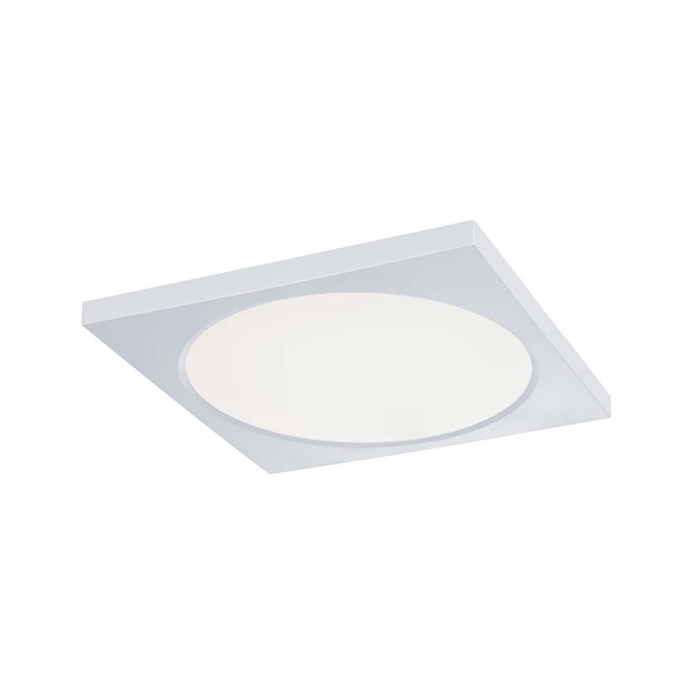 Prem EBL Set Panel IP65 eck 3step white 1x9W 12V 180x180mm Weiß 4