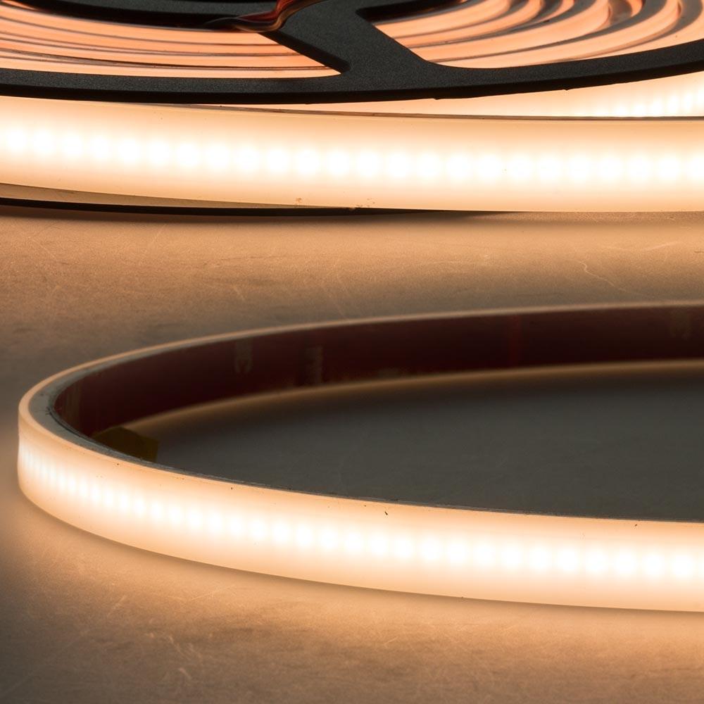 LED Strip Aqua 5m opal 10W 24V IP67 extra warmweiß 1
