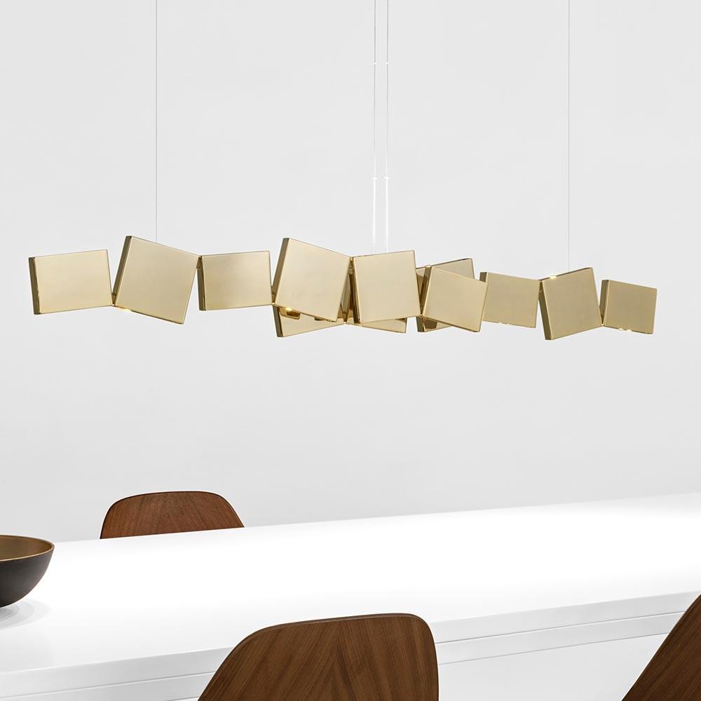 Terzani Gaia LED Design-Hängelampe 125cm 3