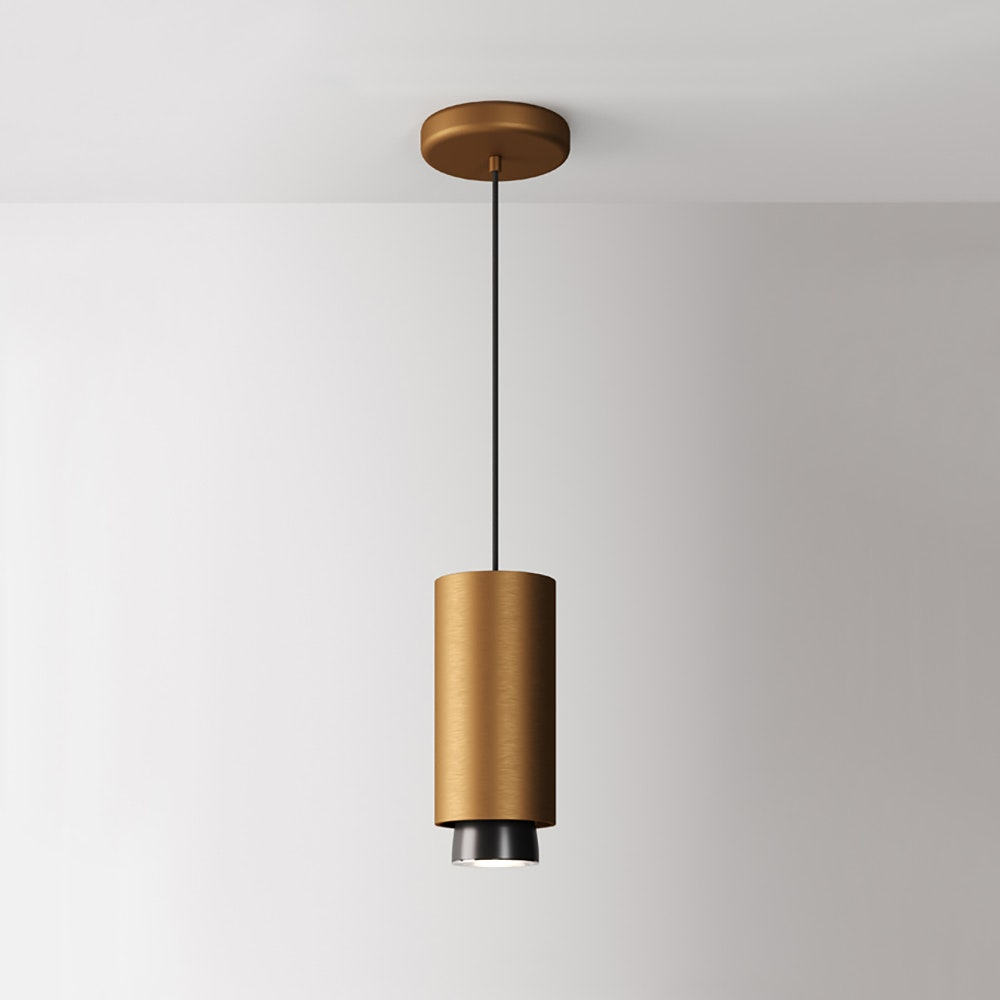 Fabbian Claque LED-Pendelleuchte Medium 20cm 2