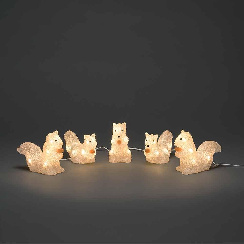 Tierische LED Lichterkette für Außen in verschiedenen Ausführungen 6