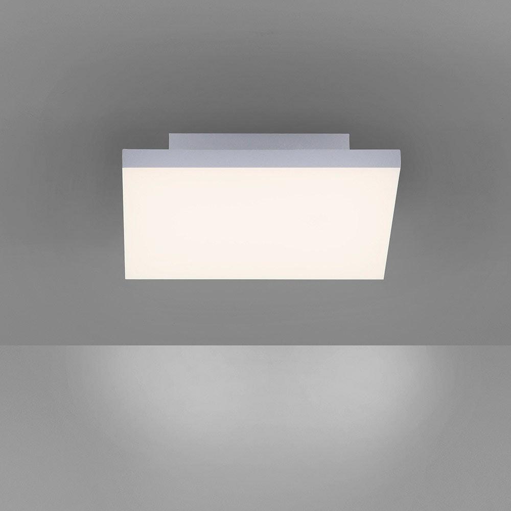 Q-Flat 2.0 rahmenloses LED Deckenpanel 30 x 30cm CCT + FB Weiß thumbnail 6