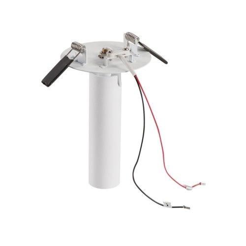 SLV Milan Single Spot LED Deckeneinbauleuchte Weiß 7,5W 3000K 2