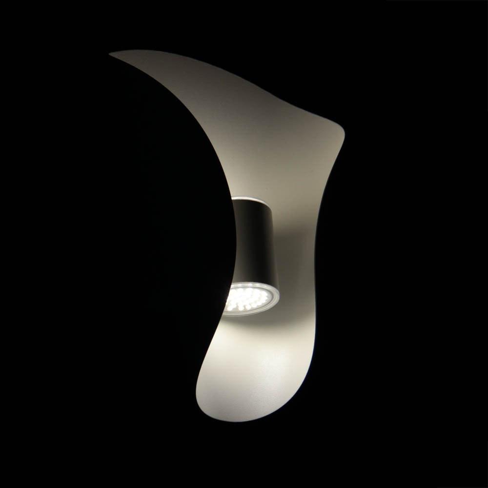 Faglia LED Aussen-Wandleuchte Up&Down 2 x 180lm Weiß thumbnail 5