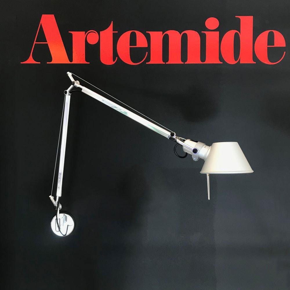 Artemide Tolomeo LED Parete Wandleuchte Bewegungssensor 1