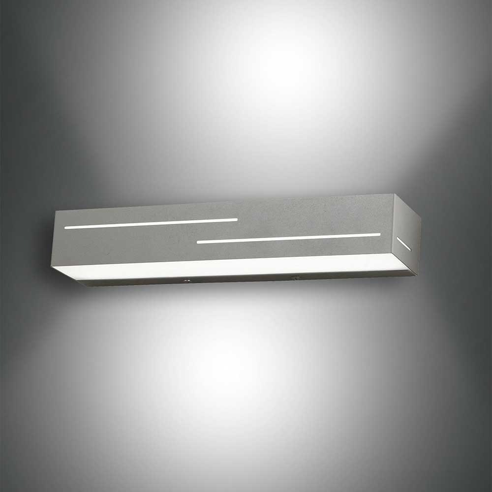 Fabas Luce LED Wandlampe Banny aus Metall 1
