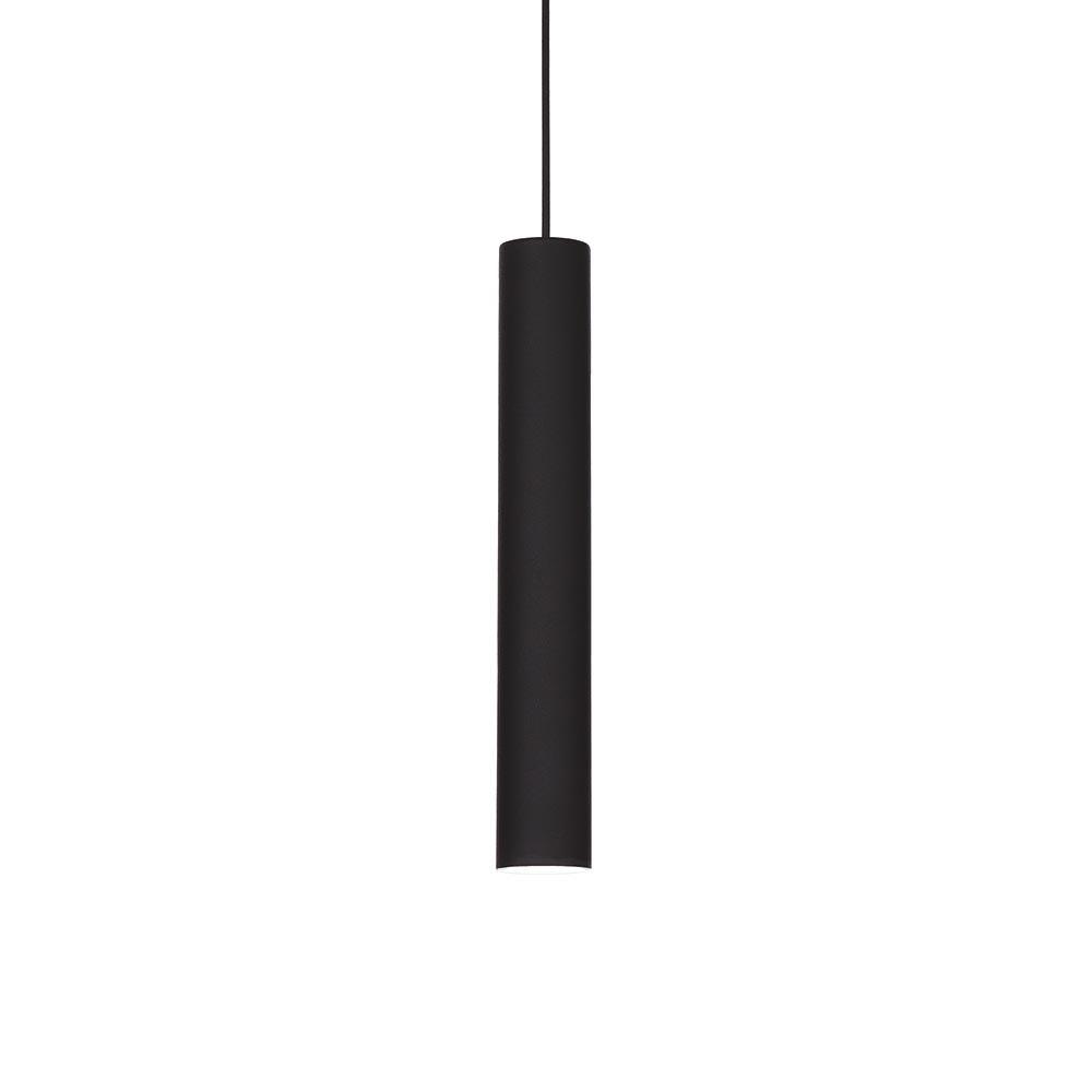 Look Pendelleuchte Zylinder Ø 6cm Schwarz 2