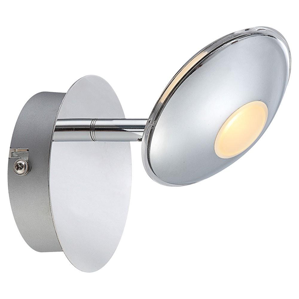 Strahler Chrom LED