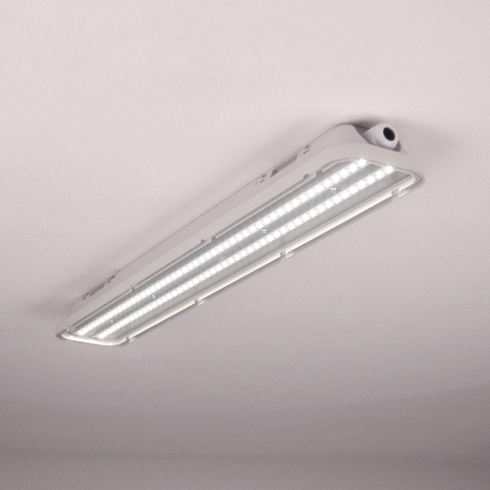 LED Wannenleuchte staubdicht 4200lm 120cm IP65 10