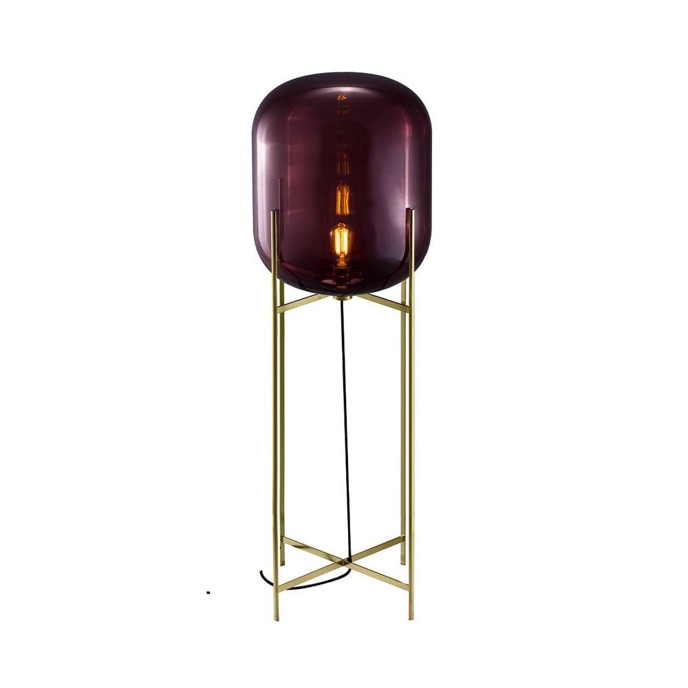 Pulpo LED Stehleuchte Oda Big Ø 45cm H 140cm 19