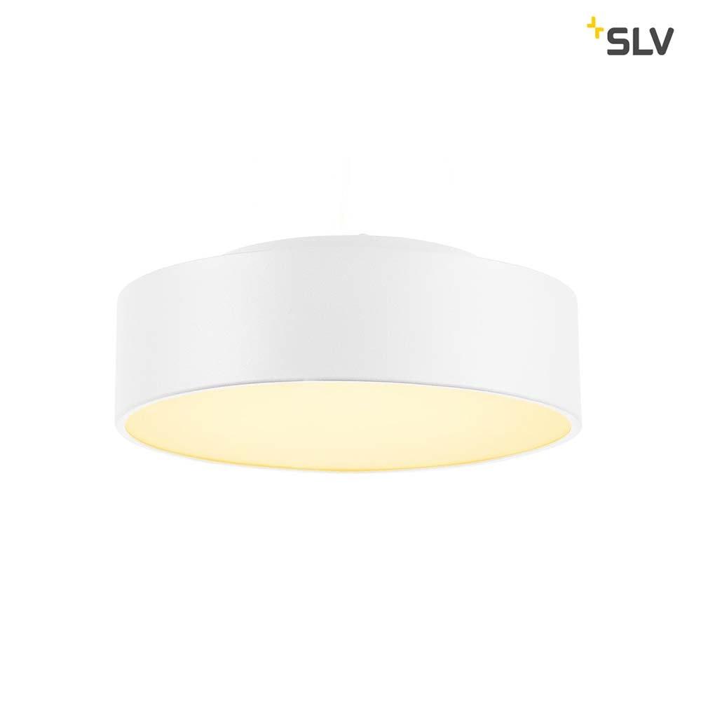 SLV Medo 30 LED Deckenleuchte Weiß 1-10V 3000K