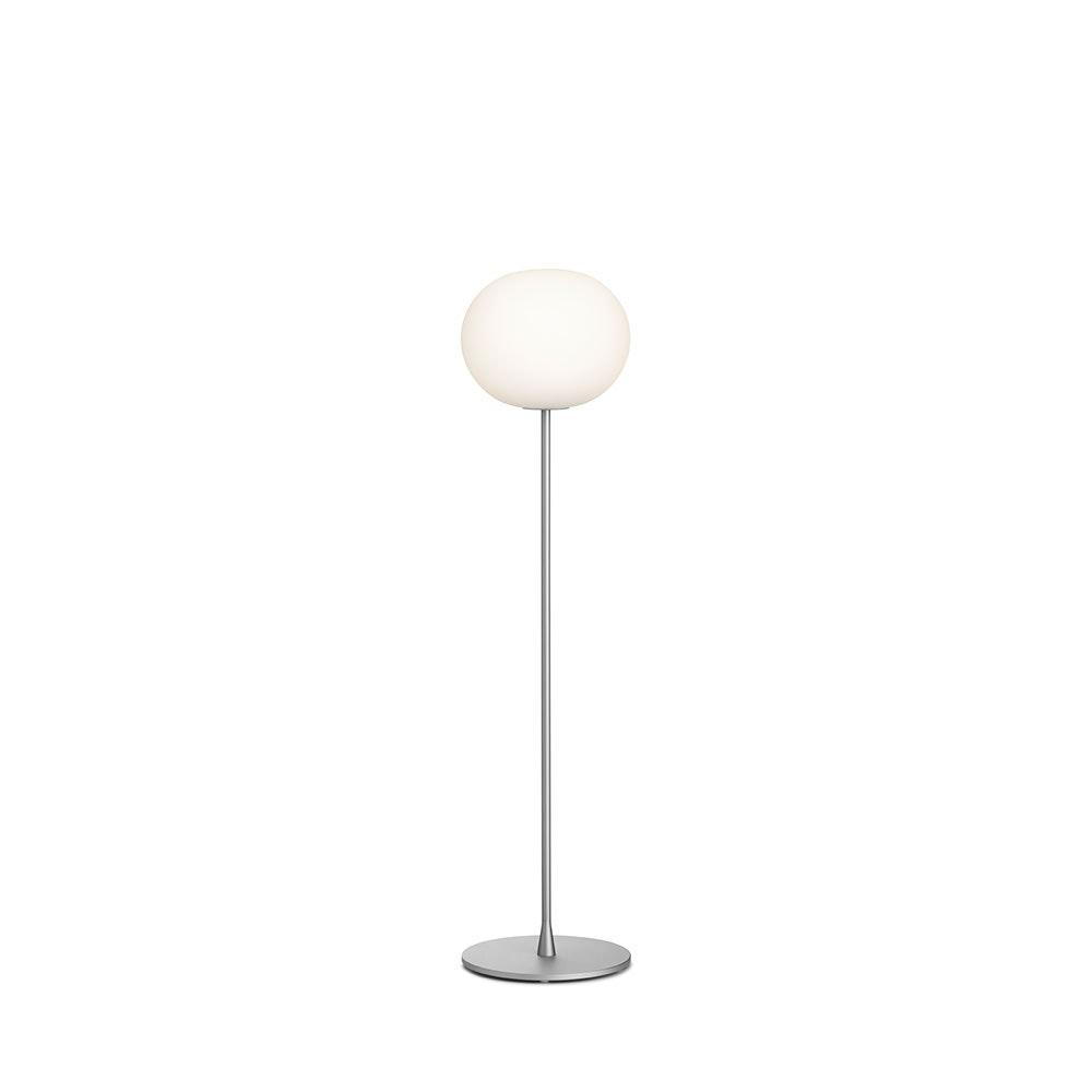 FLOS Glo-Ball F Glas Stehleuchte mit Dimmer 7