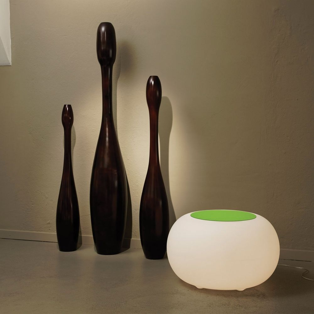 Moree Outdoor LED Tisch oder Hocker Bubble 7