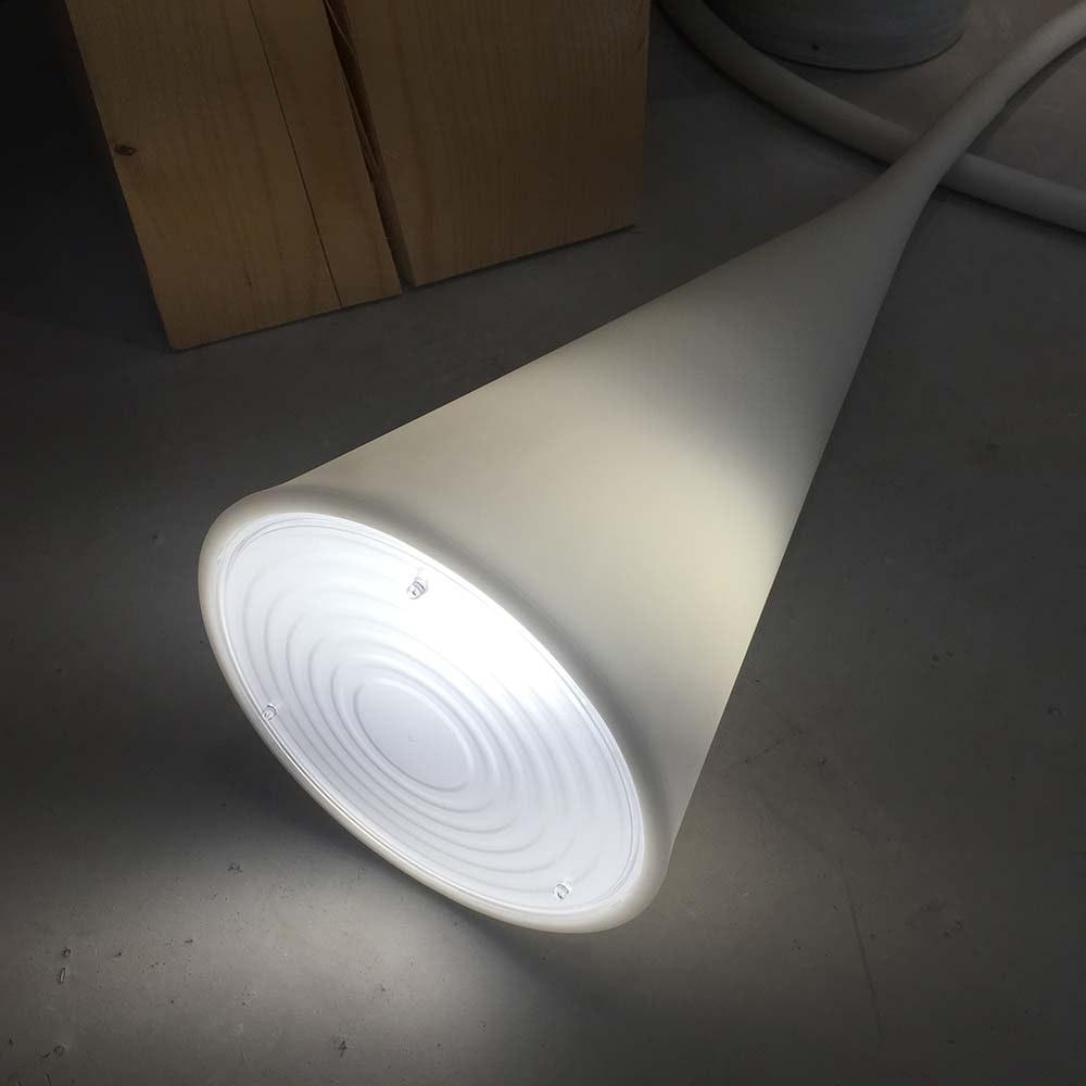 Foscarini Uto Bodenleuchte Tischleuchte 320cm Weiß