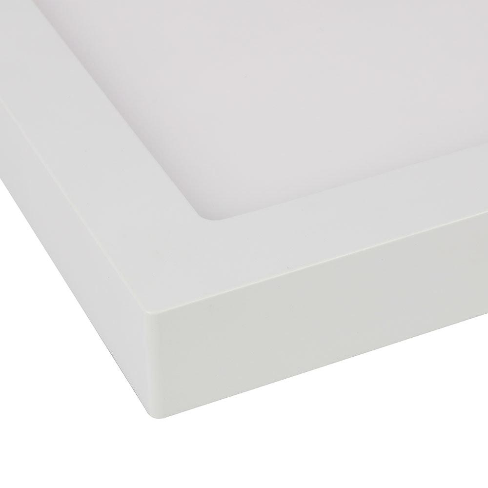 LED Deckenleuchte Svenja Weiß, Opal 6