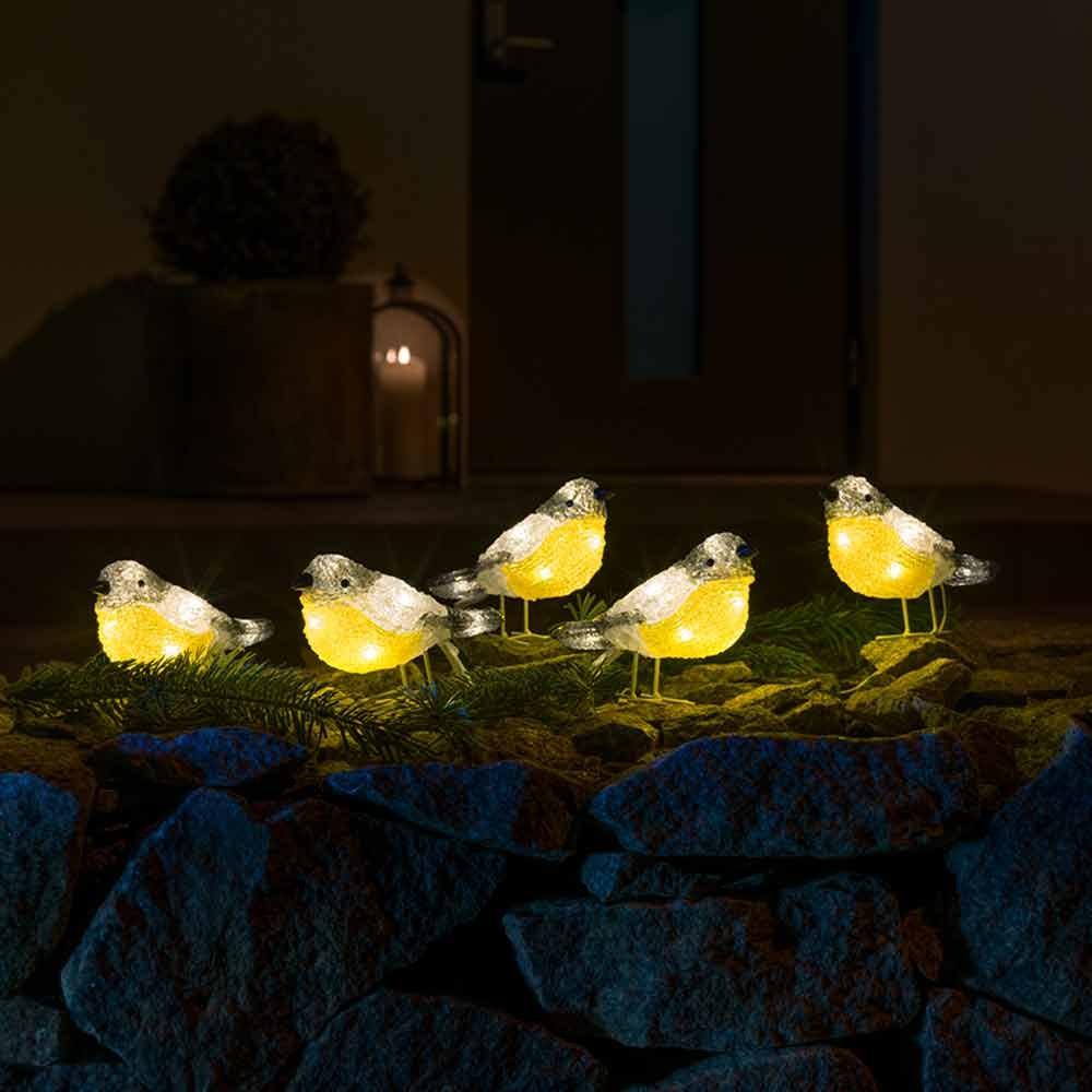 Tierische LED Lichterkette für Außen in verschiedenen Ausführungen 9